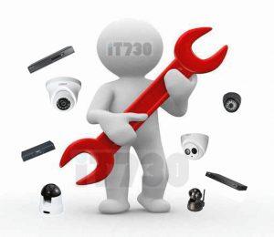 iT730 安裝閉路電視 CCTV